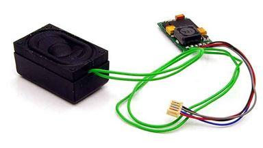 PIKO 56190 — Звуковой модуль с динамиком для паровозов BR 55, H0