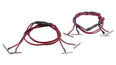 PIKO 55391 — Провода с конденсатором и изоляторами для выделенной «восьмерки», H0