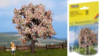 NOCH 21570 — Фруктовое дерево в цвету ~75мм, 1:72—1:160