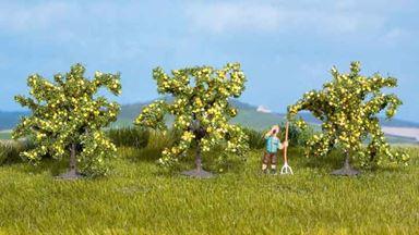 NOCH 25115 — Лимоны (~40мм, 3 дерева), 1:72—1:160