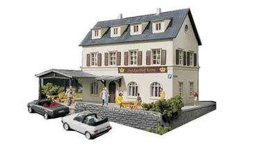 PIKO 61830 — Гостиница «Krone», 1:87