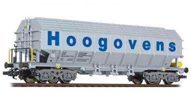 LILIPUT 235561 — Вагон для перевозки глинозема «Hoogovens» Uacos, H0, V, DB
