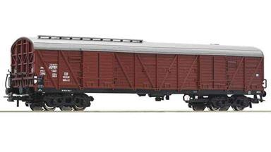 ROCO 76552 — Товарный вагон тип GGths «Bromberg», H0, III, DB