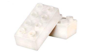 CIDDI TOYS 10175-4 — Блок 4×2 белый (1 кирпичик)