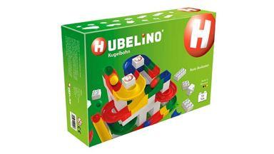 HUBELINO 420008 — Кугельбан сборный. Стартовый набор, 106 элементов