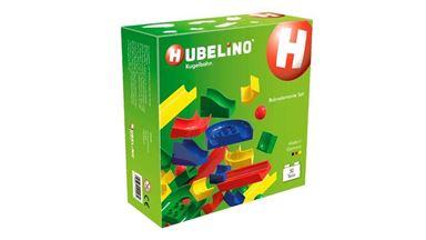HUBELINO 420039 — Кугельбан Hubelino сборный. Элементы дороги, 50 штук