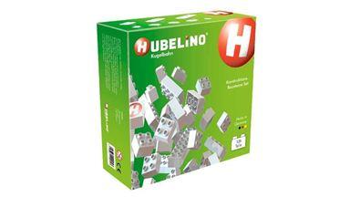 HUBELINO 420053 — Кирпичики Hubelino белые, 105 элементов