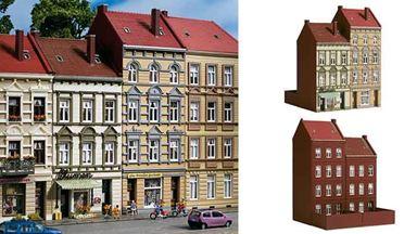 AUHAGEN 11392 — Набор зданий «Schmidtstraße 13/15», 1:87