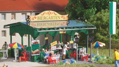 AUHAGEN 11366 — Летняя пивная «Biergarten», 1:87