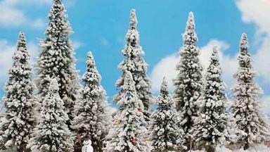 BUSCH 7171 — Снег ~500 г, 1:10—1:1000