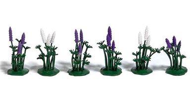 BUSCH 1245 — Люпины дикие (18 растений), 1:72—1:100
