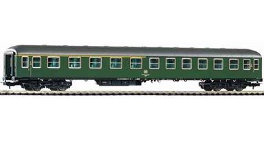 PIKO 59621 — Пассажирский вагон 1 и 2 кл. ABm223, H0, IV, DB