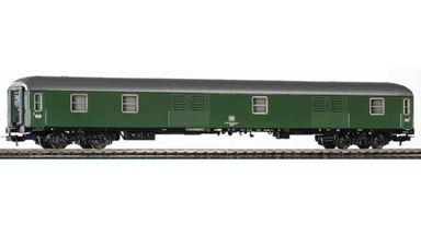 PIKO 59624 — Багажный вагон Dm902, H0, IV, DB