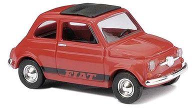 BUSCH 48705 — Автомобиль Fiat® 500 «Fiat», 1:87
