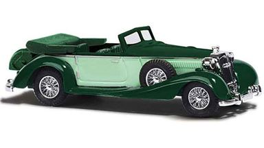 BUSCH 41316 — Кабриолет открытый Horch® 853  (зелёный), 1:87, 1933