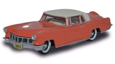 BUSCH 201116085 — Автомобиль Lincoln® Continental MKII (коралл), 1:87, 1955