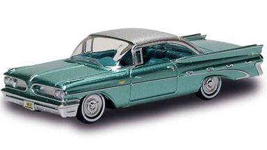 BUSCH 201133488 — Автомобиль Pontiac® Bonneville™ металлик, 1:87, 1959