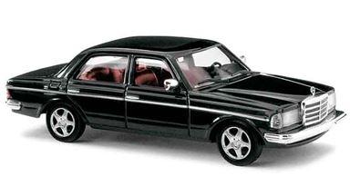 BUSCH 46872 — Лимузин Mercedes-Benz® W123 «Black Edition», 1:87, 1975—1986