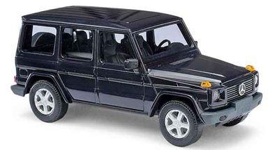 BUSCH 51401 — Внедорожник Mercedes-Benz® G-класса 90 синий, 1:87