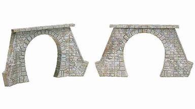 FALLER 120561 — Порталы тоннеля однопутные (2 арки), 1:87, 1921–1945