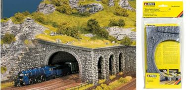 NOCH 58248 — Двухпутный тоннельный портал, 1:87
