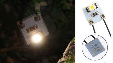 EMOD DD00WM — Светодиодное освещение тёплого белого цвета (12—18В, 20мА)