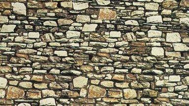 NOCH 57520 — Кладка из доломита, (картон 320×150мм≈0,05м²), 1:72—1:120