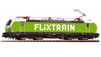 PIKO 59196 — Электровоз BR 193 Vectron «Flixtrain» (DSS PluX22), H0, VI, Flixtrain