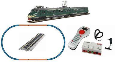 PIKO 59025 — Цифровой стартовый набор «Пассажирский поезд Hondekop», H0, IV, NS