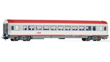 PIKO 57614 — Пассажирский вагон «IC» 1 кл. Amz, H0, V, ÖBB