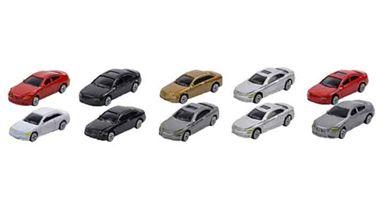 CMOD A100x10 — Легковые автомобили (10 шт.), 1:100—1:120
