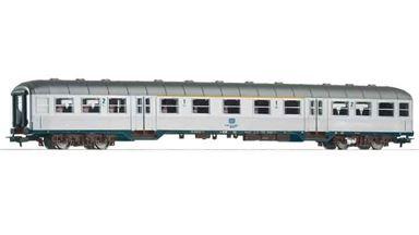 PIKO 57655 — Пассажирский вагон «Silberling» 1 и 2 кл. ABnrzb704, H0, IV, DB