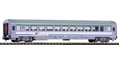 PIKO 58662 — Пассажирский вагон «IC» 2 кл., H0, VI, PKP