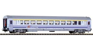 PIKO 58663 — Пассажирский вагон «IC» 1 кл., H0, VI, PKP