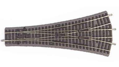 PIKO 55425 — Стрелка трехпутная W3 на призме, H0