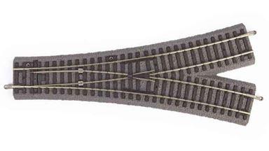 PIKO 55426 — Стрелка радиусная Y-образная WY 30°/R9 на призме, H0