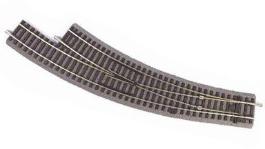 PIKO 55428 — Стрелка радиусная правая BWR R3 на призме, H0