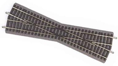 PIKO 55440 — Перекрестье рельсовое K15 15° на призме, H0