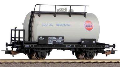 PIKO 58790 — Вагон-цистерна 2-осная «Gulf», H0, III, NS