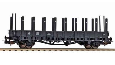 PIKO 54646 — Платформа с боковыми стойками S-LWR 84008, H0, III, NS