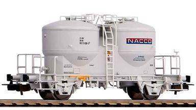 PIKO 54697 — Вагон для перевозки цемента «NACCO», H0, V, NACCO