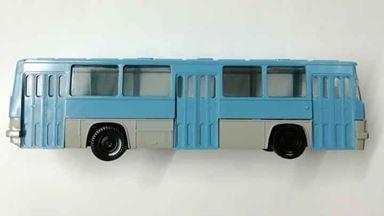 MODELLTEC 14130255 — Городской автобус Икарус 260 (окраска 55), 1:87, 1971—2002, СССР