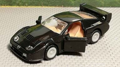 EMOD C8704-005 — Спортивный автомобиль Nissan® 300ZX, 1:87, 1983—2000