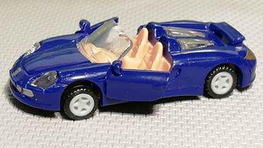 EMOD C8704-009 — Спортивный автомобиль Porsche® Carrera, 1:87
