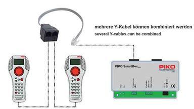 PIKO 55018 — Y-кабель для пульта управления PIKO SmartConrtol light