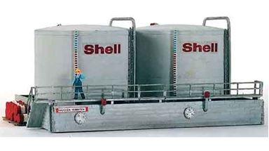 PIKO 61104 — Резервуары для хранения нефти «SHELL», 1:87