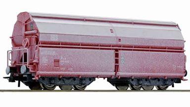 ROCO 75940 — Закрытый вагон-хопер Tal, H0, V—VI, DB AG