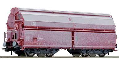 ROCO 75942 — Закрытый вагон-хопер Tal, H0, V—VI, DB AG