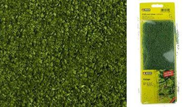 NOCH 07300 — Листва для деревьев зелёная (фолиаж ~200×230мм≈0,046м²), 1:10—1:250