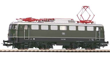 PIKO 51750 — Электровоз BR E40.11 (DSS PluX22), H0, III, DB